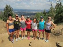 Girls summit picture!