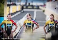 3rd at Super League Triathlon (2-day race)