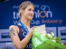 Antwerp World Cup Summer Cook Photo Credit World Triathlon 4
