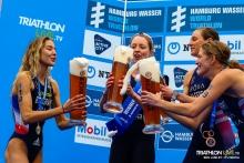 Summer Rappaport 3rd WTS Hamburg 2019