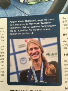 USA Triathlon Magazine, Fall 2016 Issue