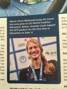 USA Triathlon Magazine, Fall 2016 Issue